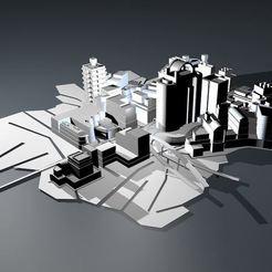 2.JPG Télécharger fichier STL gratuit Ville • Objet pour impression 3D, morganne-farrah