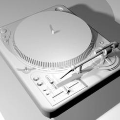 Download free STL file Vestax PDX 2000 MKII • Object to 3D print, morganne-farrah