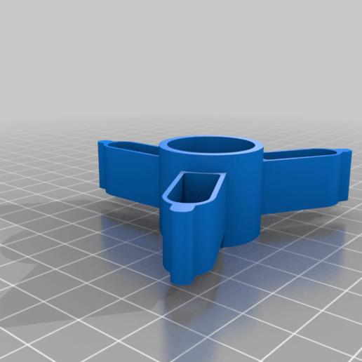 Plastic_Bag_Neck_Sealer_roll_support.png Download free STL file Plastic Bag Neck Sealer 12mm roll support • 3D printing model, SPLIT007