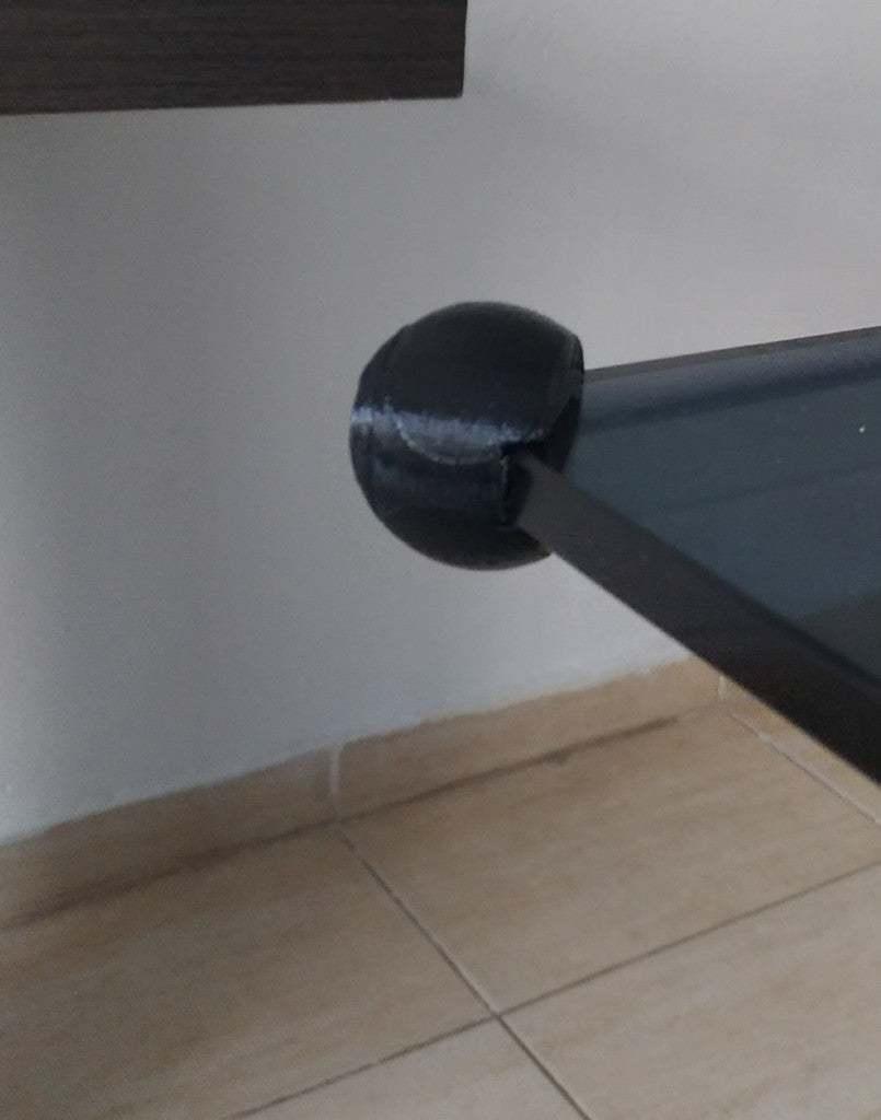 P_20200228_174151_1.jpg Download free STL file Table corner protector 12mm • Model to 3D print, SPLIT007