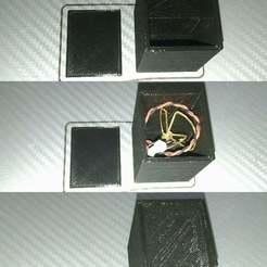 Télécharger fichier STL gratuit mini-caméras FPV d'élite • Objet imprimable en 3D, SPLIT007