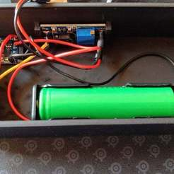 IMG_20190427_145608066.jpg Télécharger fichier STL gratuit Batterie/USB - extracteur de fumées de soudure - avec supports électroniques • Plan pour impression 3D, markusg