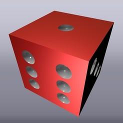 DADO jpg 1.jpg Télécharger fichier OBJ Donné • Plan à imprimer en 3D, isak009