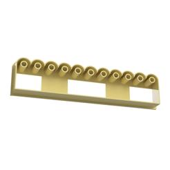 borde mod 2 img.png Télécharger fichier STL coupe-biscuits à la pointe - cortante de borde mod 2 • Modèle imprimable en 3D, Argen3D