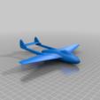 Télécharger fichier STL gratuit Vampire de Havilland • Modèle pour impression 3D, marcellom