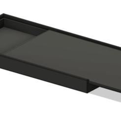 Boite à Masque.png Télécharger fichier STL gratuit Boite à Masque COVID • Design à imprimer en 3D, OlTarba