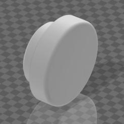 akai2.png Télécharger fichier STL gratuit Capuchon de bouton MPK • Plan pour imprimante 3D, madebymacht