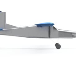 PC-6 Porter v19 side.png Download STL file Pilatus PC-6 Porter • Model to 3D print, jonharman