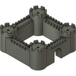 Kingdom Iso.jpg Download OBJ file Kingdom • 3D printable template, gopinathv