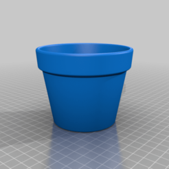 customizer_flower_pot_-_rc2_20200618-62-1l3jh69.png Download free STL file My Customized Flower Pot - classic style • 3D printing design, ml_homeboy