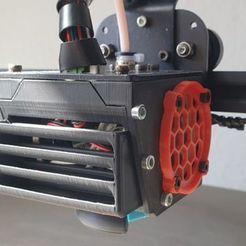 20200601_165623.jpg Télécharger fichier STL gratuit Mega X Lüftung • Modèle pour imprimante 3D, geng20