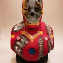 WhatsApp Image 2021-01-08 at 21.15.45.jpeg Download OBJ file Iron Man Skull • Object to 3D print, Ermack