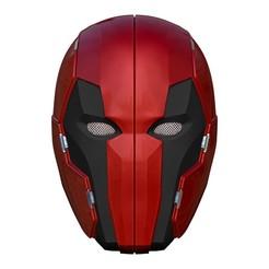 BPR_Composite.jpg Télécharger fichier OBJ Red Hood Injustice 2 Jason Todd Mask Helmet Cosplay 3D Print STL • Plan pour impression 3D, 3DCraftsman