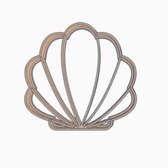 ostra.png Télécharger fichier STL huître à l'emporte-pièce • Design pour impression 3D, 3dcookiecutter