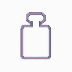 perfume.png Télécharger fichier STL SCENTE D'ACTIONS • Objet imprimable en 3D, 3dcookiecutter