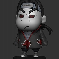 Download 3D printing files Shin Chan as Itachi Uchiha, DLART91