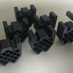 Télécharger fichier 3D gratuit ACO ShowerDrain S - blocs de distance pour bande métallique, flyinggorilla