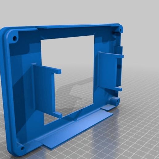 28f046effea293050f0cdabce47c510c.png Download free STL file MiniFridge - WiFi 12V ESP32 • 3D printable design, flyinggorilla
