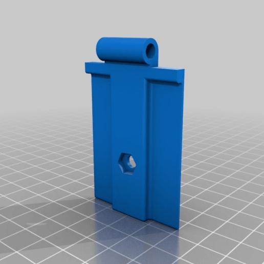 ee367a4e70ec8583f71317c1dd44f95e.png Download free STL file MiniFridge - WiFi 12V ESP32 • 3D printable design, flyinggorilla