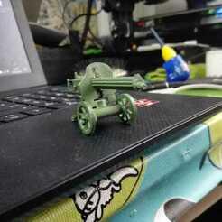 140319049_767029913904618_4856101223212497057_n.jpg Download STL file Maxim MG Scale 1:16 Decoration Heng Long Tank • Template to 3D print, breznak89