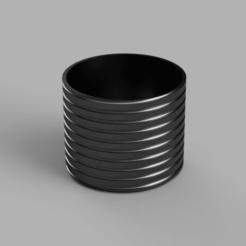 Maceta_decorativa_2020-Oct-17_04-25-10PM-000_CustomizedView10202358532.png Download STL file Decorative pot • 3D printer model, ms3dfactory