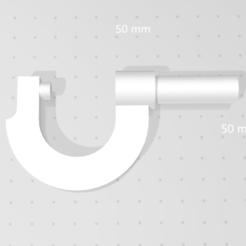 micrometro.png Download STL file Micrometer • 3D printing design, Varlint