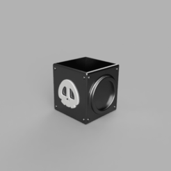 CANNON_BOX_.png Download STL file CANNON BOX | MARIO BROS • 3D printer object, Persa_Wolf