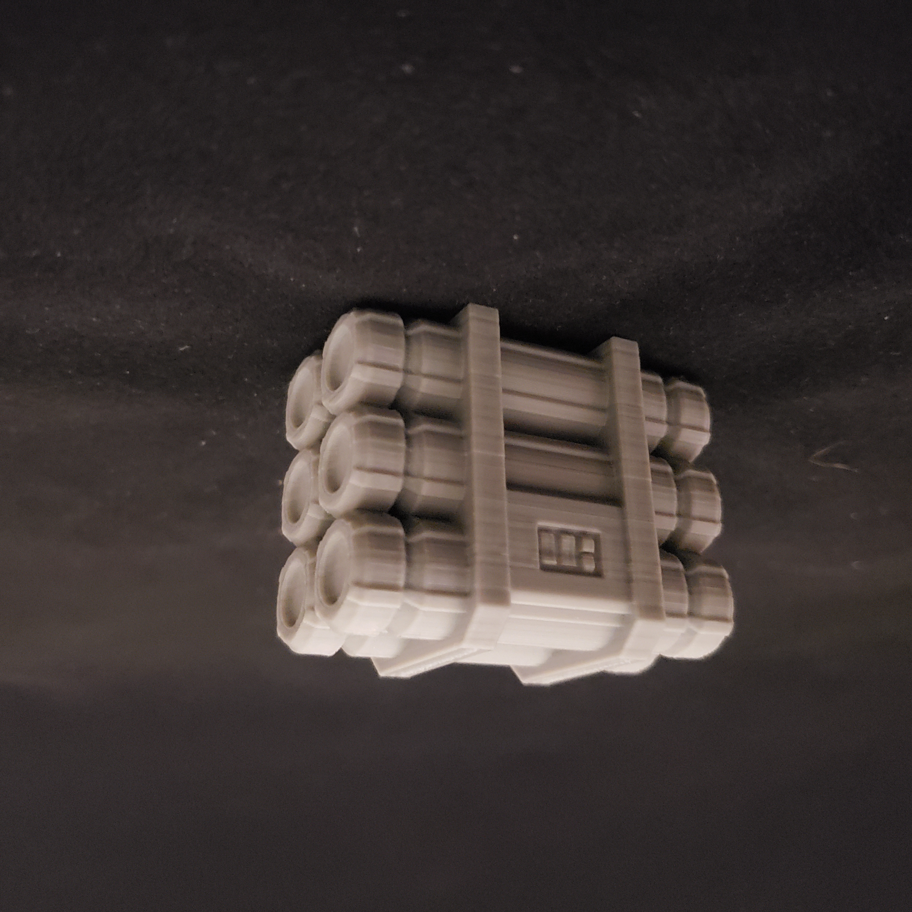 20200911_200926.jpg Download free STL file Sci-Fi Scatter Terrain - Canister Stacks (2 Sizes) • 3D printer design, LoreChest