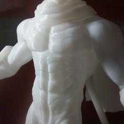 Download STL file Ninja Gaiden : Ryu Hayabusa (Fan Art) • 3D printing object, Wolfbite