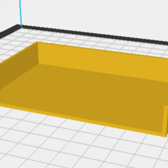 Download free 3D printing templates Ender 3 Screen Cover V2, TuckerE