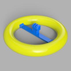 FloatMount_GoPro.png Download free STL file Optimized Floating Mount for GoPro • 3D printing model, frostprinting