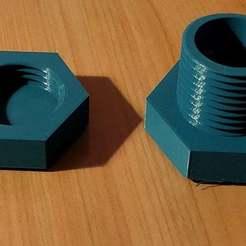 IMG_20201128_215041.jpg Download free STL file Screw & Bolt Box • 3D printable design, ozammo13