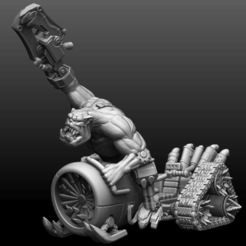Screen Shot 2020-11-20 at 17.20.43.png Download STL file Jet Trike • Template to 3D print, BulwarkGaming