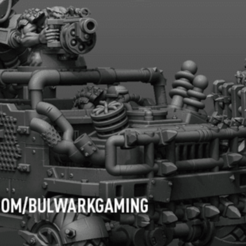 bulwark gaming cover image trukks.png Télécharger fichier STL L'humble camion • Design à imprimer en 3D, BulwarkGaming