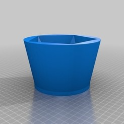 4166e20a190b110bd6cead683de99812_preview_featured.jpg Download STL file Heart of pot mould + a gift mould • 3D printing template, belupalavecino2014