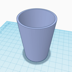 Vaso 1 (4).png Download free STL file Glass 1.0 • 3D printer model, Estairco