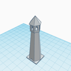 mero farol (7).png Download free STL file FARO • 3D printer object, Estairco