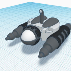 SubMarino 1.0.png Download free STL file SubMarine 1.0 • 3D printing object, Estairco