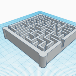 laberinto (2).png Download free STL file LABYRINTH • 3D print design, Estairco