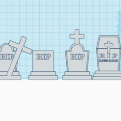 adornos 2 h.png Download STL file 2-D tombstones with reliefs. • 3D printing object, Estairco
