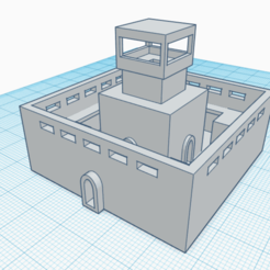 FORTALEZA_1.0.png Download free STL file Fortress 1.0 • 3D printer template, Estairco