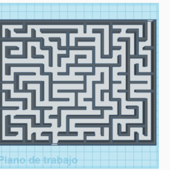 LABRINTO_2.0 (2).png Download free STL file Maze 2.0 • 3D printable template, Estairco