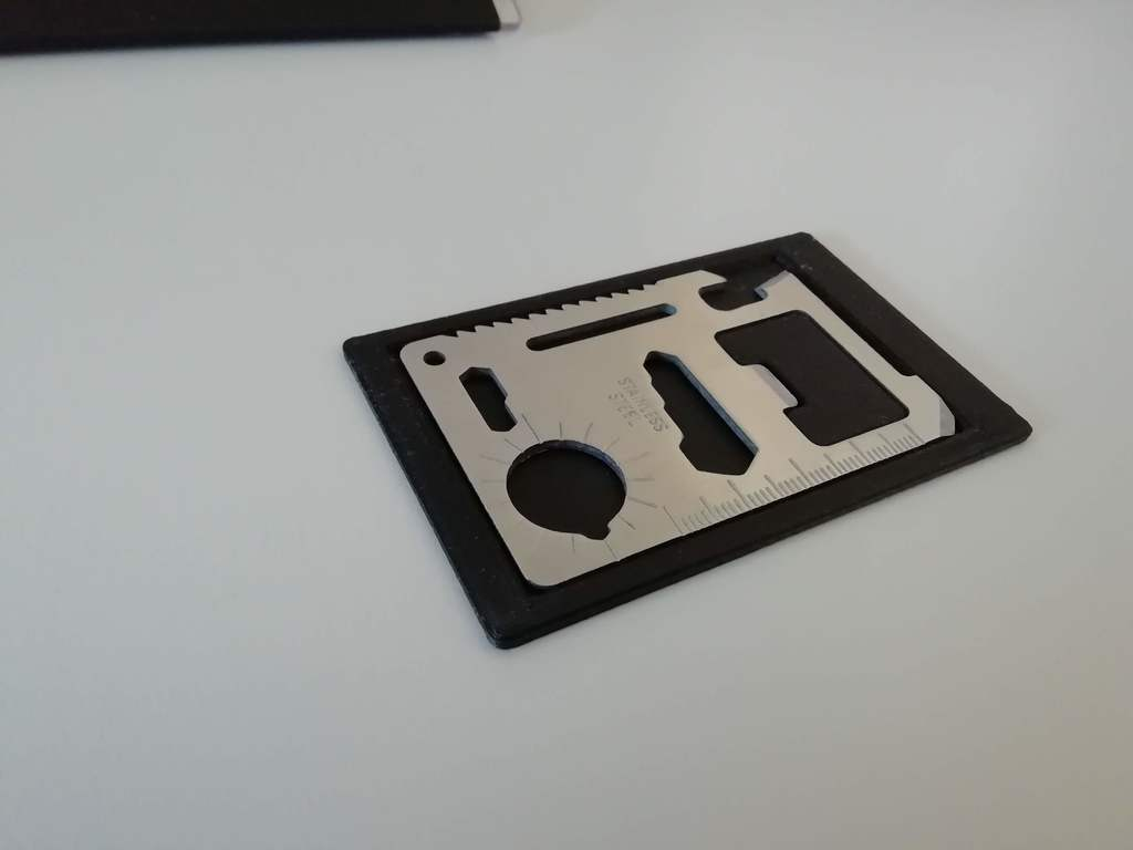 IMG_20190625_081744.jpg Download free STL file Survival toolkit adaptor • 3D print design, fabiocandeias86