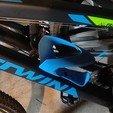 Télécharger fichier STL gratuit Porte bouteille vélo - Bike Watter bottle holder • Modèle à imprimer en 3D, Maximus49