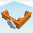 Magna 1 - Prensa FLEX 1.png Télécharger fichier STL Geeetech - Vis de presse de l'extrudeuse Magna 1 - FLEX - Communiqué de presse de l'extrudeuse • Plan à imprimer en 3D, GuaridaFierro