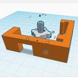 Magna 1 - Prensa FLEX 2.png Télécharger fichier STL Geeetech - Vis de presse de l'extrudeuse Magna 1 - FLEX - Communiqué de presse de l'extrudeuse • Plan à imprimer en 3D, GuaridaFierro