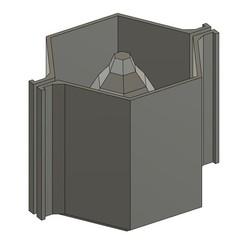 Descargar archivo STL MOLDE SLIM MACETAS DE CEMENTO MOD02 • Plan imprimible en 3D, 373estudio