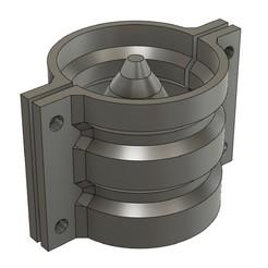 Download 3D printing designs CEMENT POT MOULD MOD09, 373estudio