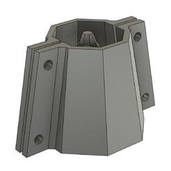 mod_08Mesa de trabajo 1@3x-100.jpg Télécharger fichier STL MOULE DE POT EN CIMENT MOD08 • Plan pour imprimante 3D, 373estudio