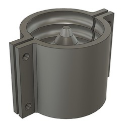 Download 3D printing models CEMENT POT MOULD MOD22, 373estudio
